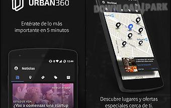 Urban360 la app para tu ciudad