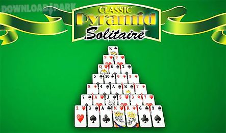 classic pyramid solitaire