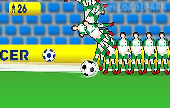 Crazy soccer