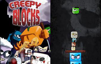 Creepy blocks gold