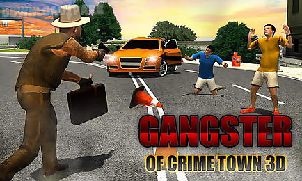 gangster of crime town 3d