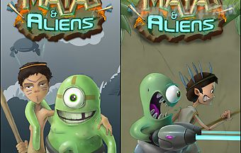 Mayas and aliens