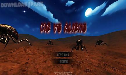 me vs aliens