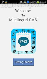 multilingual sms