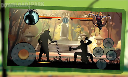 ninja shadow fight 3 android game free download in apk