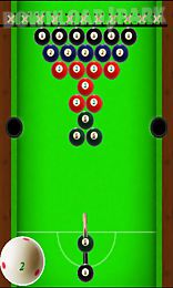 pool ball shooter