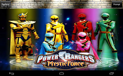 Power rangers games Android Game free download in Apk