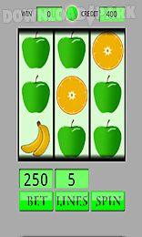 slot machine - video game