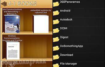 Smart book - pdf reader