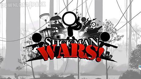 stickman wars: the revenge
