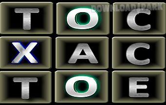 Tic tac toe animated