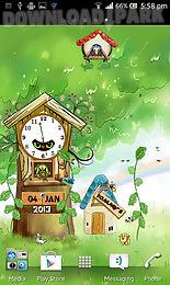 clock live wallpaper-free