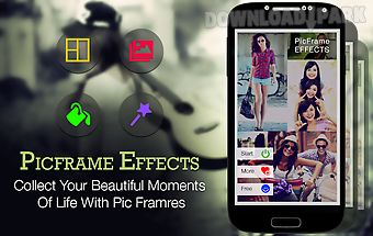 Pic frame effects