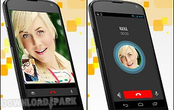 Video face time for android