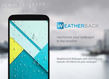 Weather forecast wallpaper Android App. Free Apk Files » Travel Apps