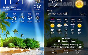 Weather now forecast & widgets