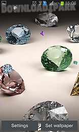 diamond by happy live wallpapers