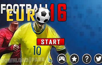 Euro cup 2016 football