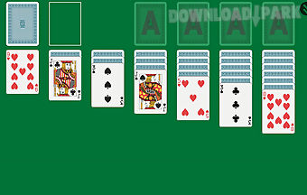 Free klondike solitaire