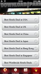 hotel best deals savings