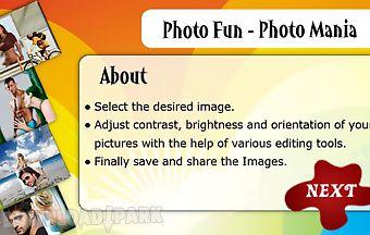 Photo fun - photo mania