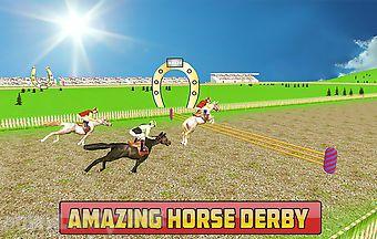 Real world animal racing