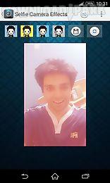 selfie camera effects