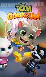 talking tom: gold run