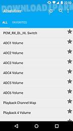 Alsamixer (root) Android Aplicaçõe Baixar grátis em Apk