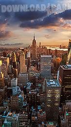 city live wallpaper
