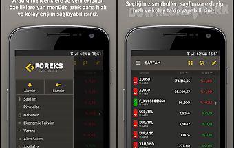 Foreks mobile |finans, borsa