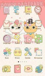 lovely kitten theme -zero