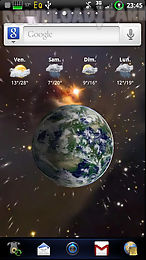 map pack earth live wallpaper