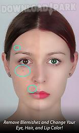 photo face makeup