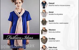 Scarf fashion designer free