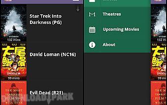 Showtimezz: sg movie timings