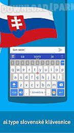 ai.type slovak dictionary