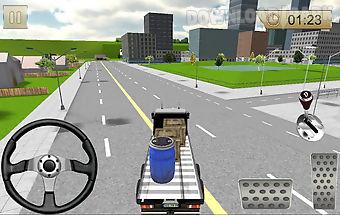 City cargo transporter