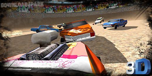 demolition derby : death race