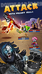 monster legends online game