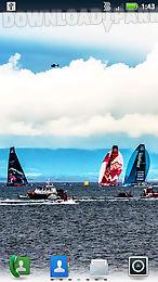 sailboats live wallpaper