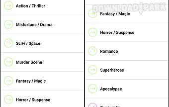 Story plot generator Android Aplicaçõe Baixar grátis em Apk
