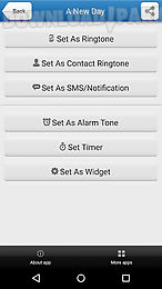 alarm sounds & ringtones