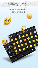 colorful galaxy emoji