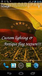 3d venezuela flag lwp
