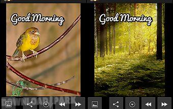 Good morning images multilang.