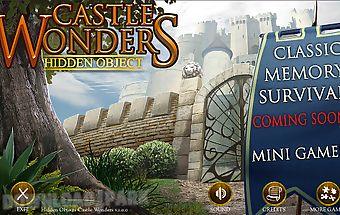 Hidden object - castles free