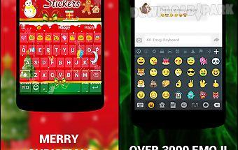 Keyboard - emoji, emoticons