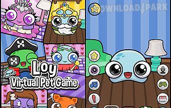 Loy 🐾 virtual pet game