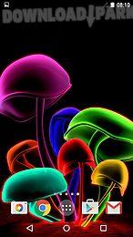 neon live wallpaper
